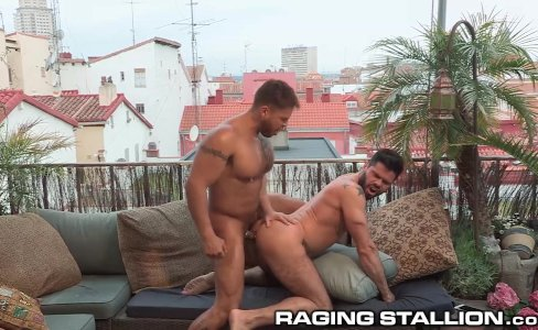 RagingStallion Hung Spanish Hunks Fuck Hard|21,626 views