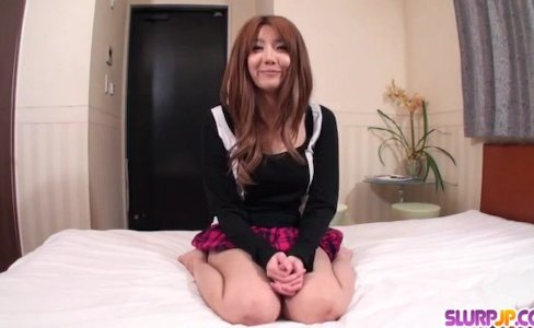Schoolgirl porn special along naughty Yuna Hi|16,461 views