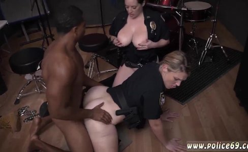 Blonde big ass and tits cop Raw movie|275 views