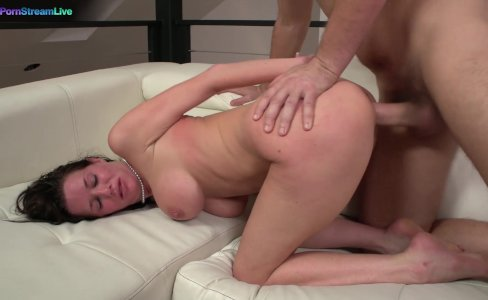Busty milf Veronica Avluv had the roughest sex of her life|602 views