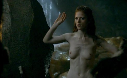 Rose Leslie Fucking In Game Of Thrones Series|2,910 views