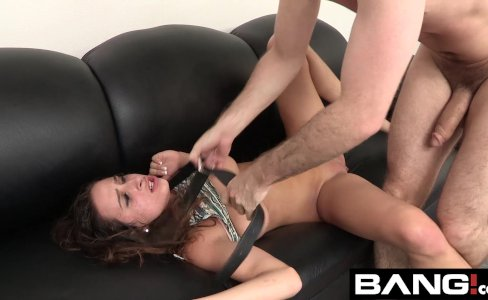 BANG Casting: Ashley Adams Gets Tied Up & Fucked|10,579 views