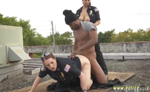 Cop uniform threesome xxx Break-In Attempt|980 views