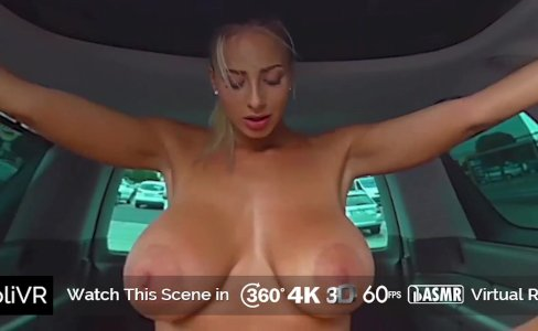 [HoliVR] Car Sex Adventure 100% Driving FUCK   360 VR Porn|3,834 views