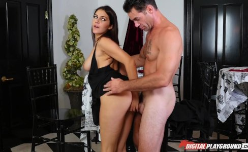 DP Star 3 - Big Natural Tits Italian Valentina Nappi Deep Throat Blowjob|42,332 views