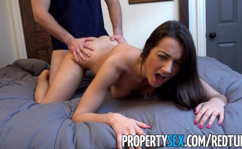 PropertySex - Real estate agent accepts orgasms as collateral|461,053 views