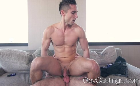 GayCastings - David Mazano Banged By Creepy Agent|4,944 views