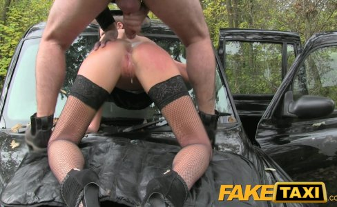 Fake Taxi Hot posh lady seduces driver|164,822 views