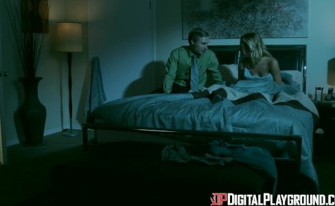 Digital Playground- Detective Eats Nicole Aniston's Wet Pussy|10,625 views