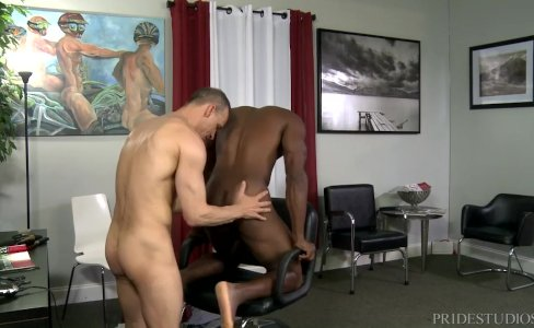 ExtraBigDicks Rodney Steele Ass Fucks Ebony Hunk|21,207 views