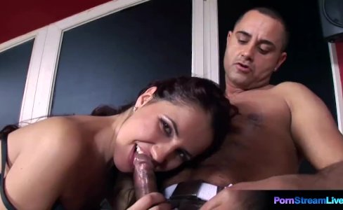 Amazing babe Rose takes on Arpi's hard cock|34 views