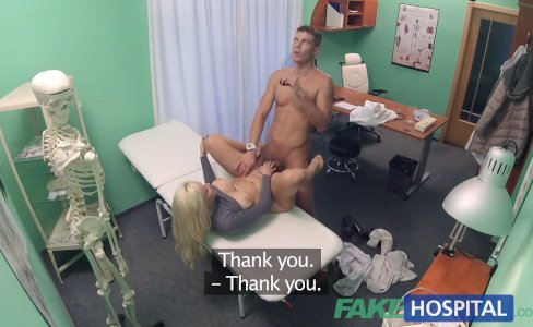 Fake Hospital Hot Italian babe with big tits has intense multiple orgasms|258,937 views