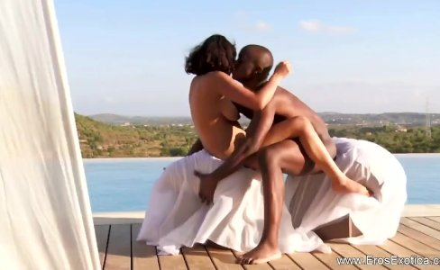 Ebony Couple Love Making Session|197 views
