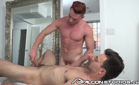 FalconStudios Brent Corrigans Internal Ass Massage|23,163 views
