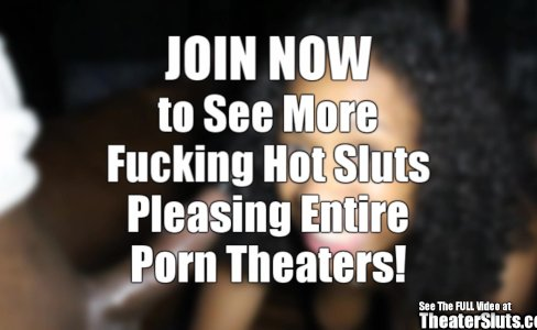 Teen Big Tits Hottie Gang Fucked and Gagged in Porno Theater|791 views