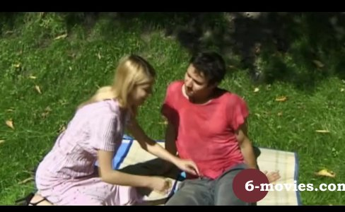 6-movies com - Young german couple having great outdoor sex -|3,331 views