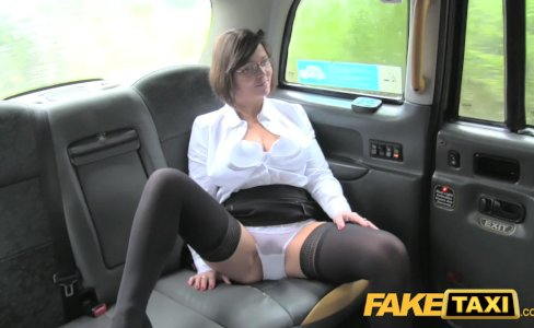 Fake Taxi Driver enjoys a good milf arse rimming|325,423 views