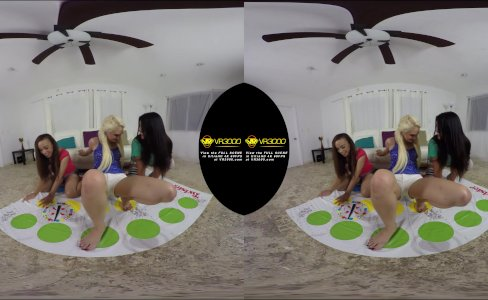 VR3000 - Sorority Game Night - Anya Reis, Jamie Marleigh & Lexy Bandera|367 views