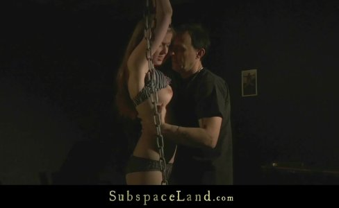 Bondage sub beauty learning submission rules gets hardcore fucked|1,642 views