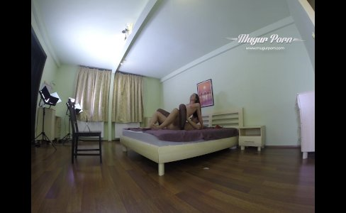 Anal adorable Nataly Gold By MugurPorn private home|688 views