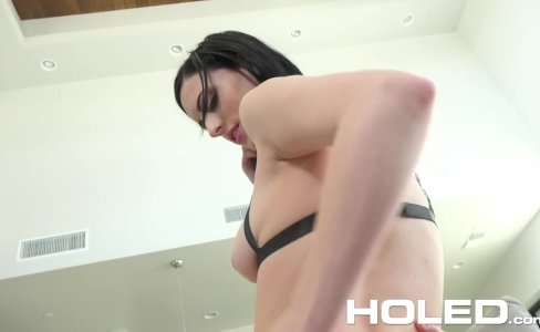 HOLED Harness body bondage and anal for Alex Harper|19,290 views