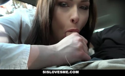 SisLovesMe - Horny Sis Obsessed With My Cock|12,952 views