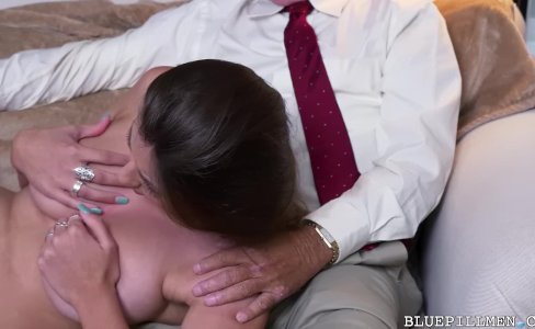 Ivy Rose impresses with her big tits & big ass on Blue Pill Men |428 views