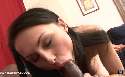 Cum Licking Milf Casting For Interracial Porn gets fucked POV she swallows|134 views