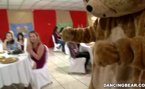 It's time to celebrate and party with the infamous Dancing Bear! (db9822)|138 views