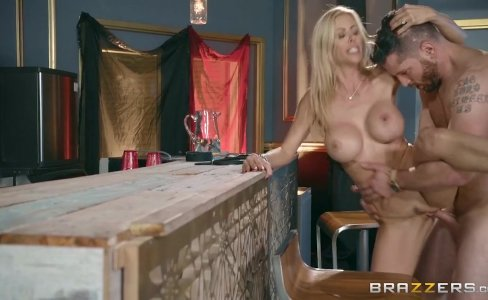 Brazzers - Dirty wife cheats with bar man|689 views