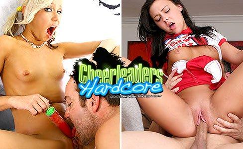 Cheerleaders Hardcore