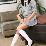 Who doesn't want to fuck schoolgirls?! Image 1