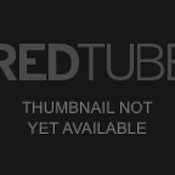 Ladyboy in Red Solo Toying Image 5
