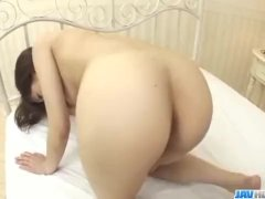 Aiuchi Shiori screams while being fucked