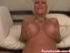 European Pornstar Puma Swede Fucks by Pool!