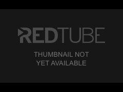 Brunette dancing in topless in a webcam