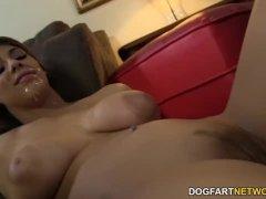 Natasha Vega Enjoys Big Black Dick