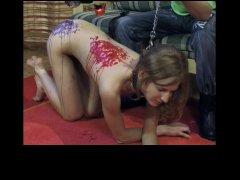 Slave Girl Humiliation