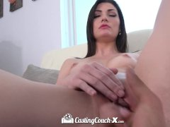 CASTINGCOUCH-X Short Haired Jessica Rex fucked by casting agent