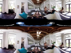 BaDoink VR Amazing Group Sex - A 360 Experience VR Porn