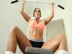 Abigail & Adriana Workout