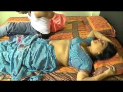 Swathi Naidu Romance with an old man | Most r
