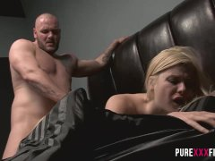 PURE XXX FILMS Charlyse Angel is the Portugue