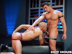 HotHouse Sean Zevran Deliciously Rimmed Then