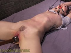 Brutal Bondage For Fresh Meat
