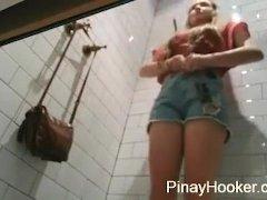 Pinay girls dressing room boso hot