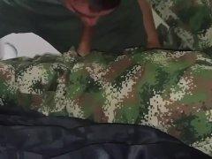 sexo oral militar