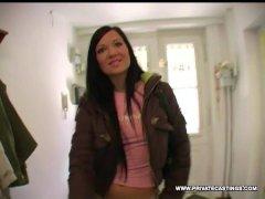 These fair hair kazakh skank gets banged. - YouTube XXX