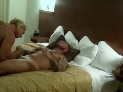 Darkside Milinda Bodybuilder Blowjob