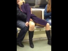 Crazy Shit On The Train